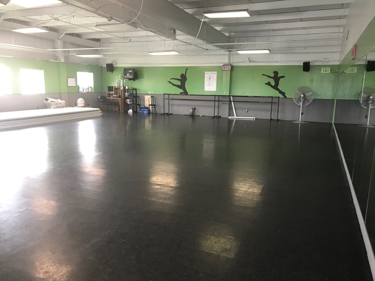Dance and Cheer facility