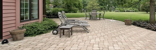 Your Patio And Deck Options Include: