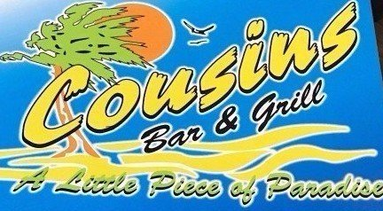 Cousin's Bar and Grill - Logo