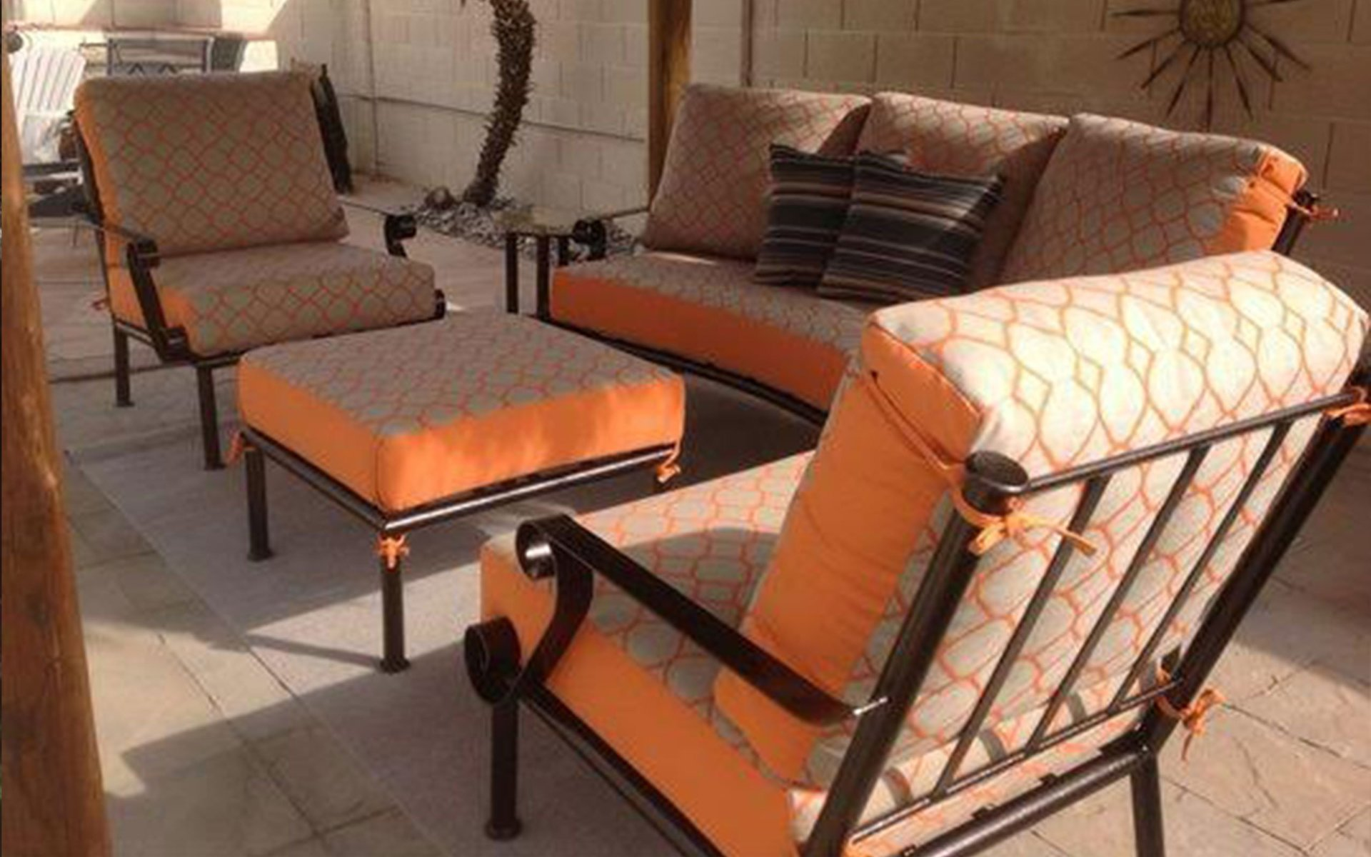 Patio furniture phoenix az home design ideas and pictures for Furniture 85050
