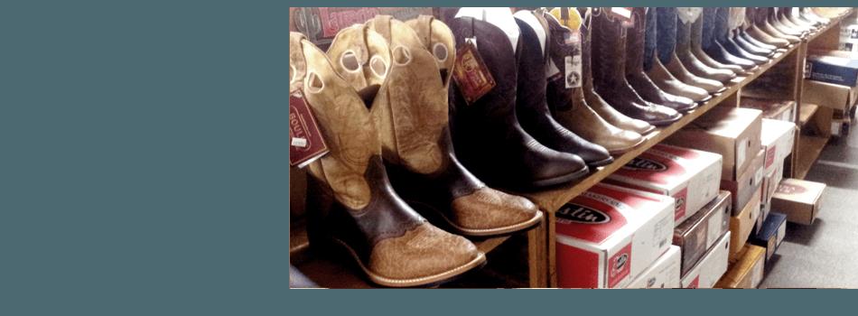 Boots | Vidor, TX | Bar B Western Store | 409-769-4558