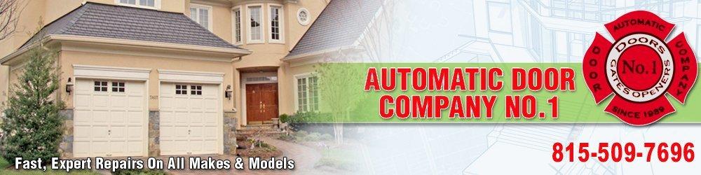 Doors And Gates Rockford, IL   Automatic Door Company No. 1
