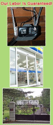 Garage Doors - Rockford, IL - Automatic Door Company No. 1