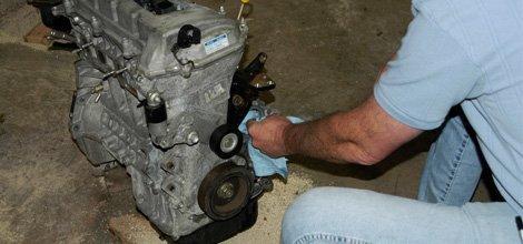 Car engine repairs
