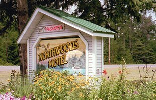 Family owned motel