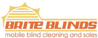 Brite Blinds Mobile Blind Cleaning and Sales Logo