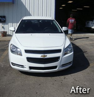 Auto Body Work After