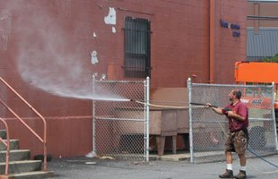 Commercial Power and pressure washing service | East Berlin, CT | The Power Washing Kings | 860-839-1000