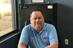 Mark Hutson - General Manager