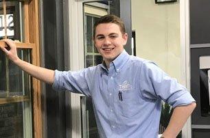 Caleb Keelen - Sales Manager