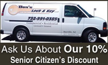 Locksmith - Bayville, NJ - Don's Lock & Key LLC