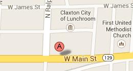 DeLoach Insurance Agency 13 West Main St Claxton, GA 30417