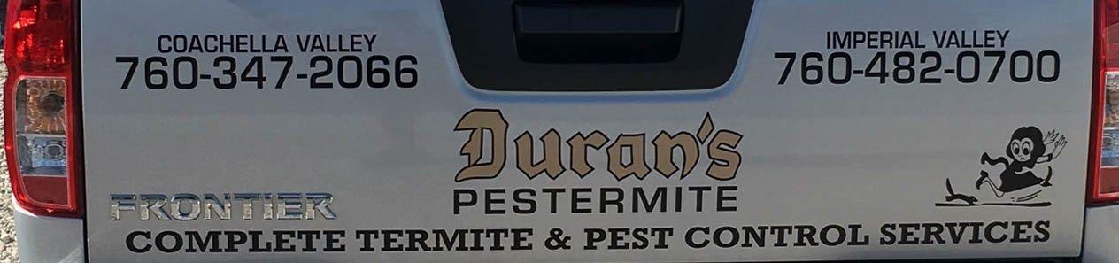 Duran's Termite and Pest Control, Inc._760-347-2066