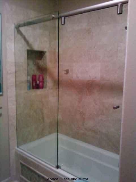 Frameless Shower Doors Houston Tx Tub Enclosures Katy