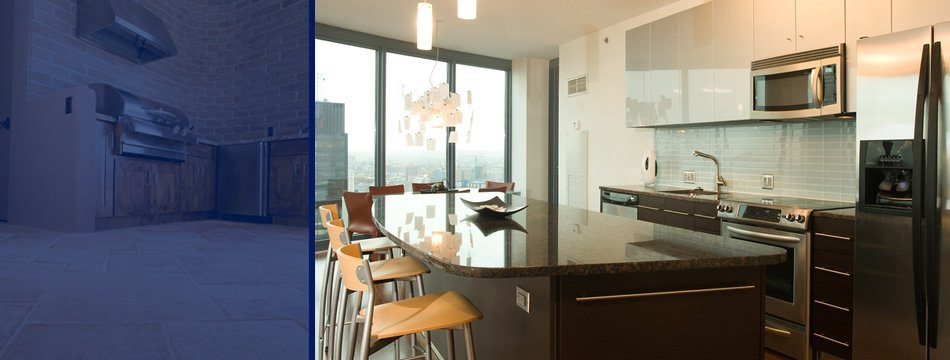 Imagine Your Home With Beautiful New Granite Or Marble Countertops.