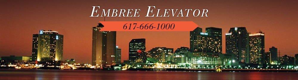 Elevator maintenance - Lynn,  MA  - Embree Elevator