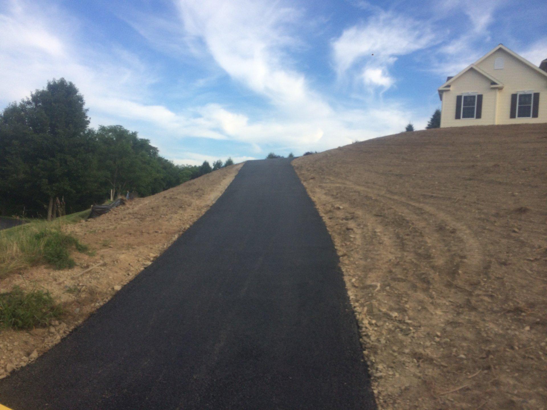 Residential Driveways Driveway Installation Lewisburg Pa