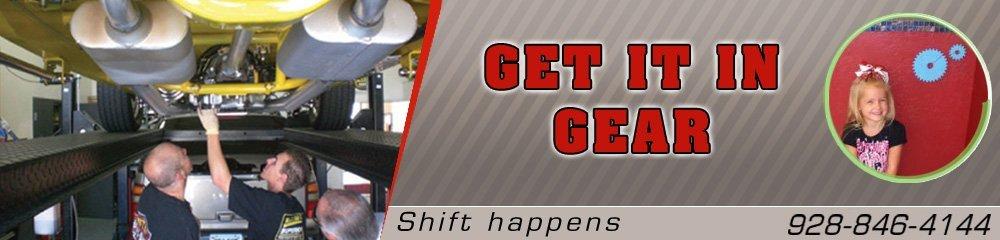 Mechanic - Lake Havasu City, AZ   - Get It In Gear