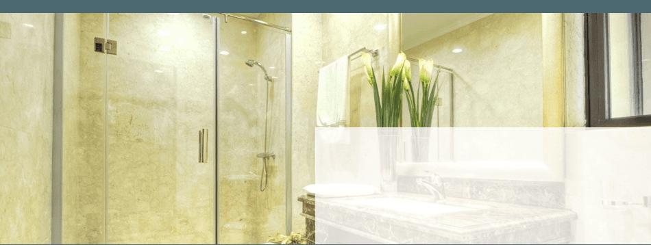 Clean shower enclosures