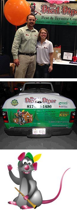 Pest Control Service - Midlothian, TX - Joey The Pied Piper Pest Control