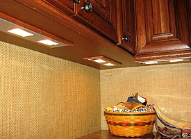 JB Electrical Contractor LLC - Recessed Lighting - Millstone Township, NJ - Cabinet