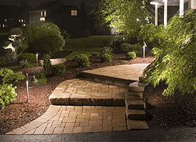 JB Electrical Contractor LLC - Millstone Township, NJ - Recessed Lighting - Driveway