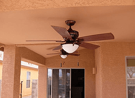 Recessed Lighting - JB Electrical Contractor LLC - Millstone Township, NJ - Ceiling fan
