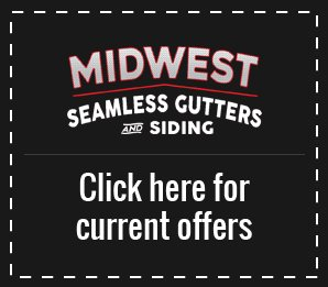 Midwest Seamless Gutters And Siding coupon