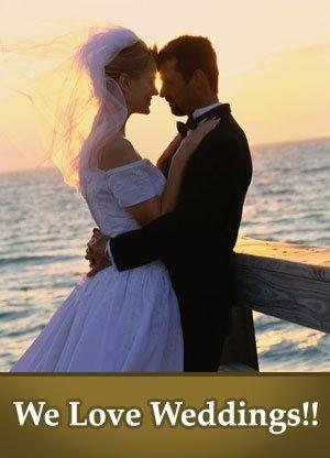Weddings - Champaign, IL - Linda's Oak Meadows Bed and Breakfast Resort - We Love Weddings!!