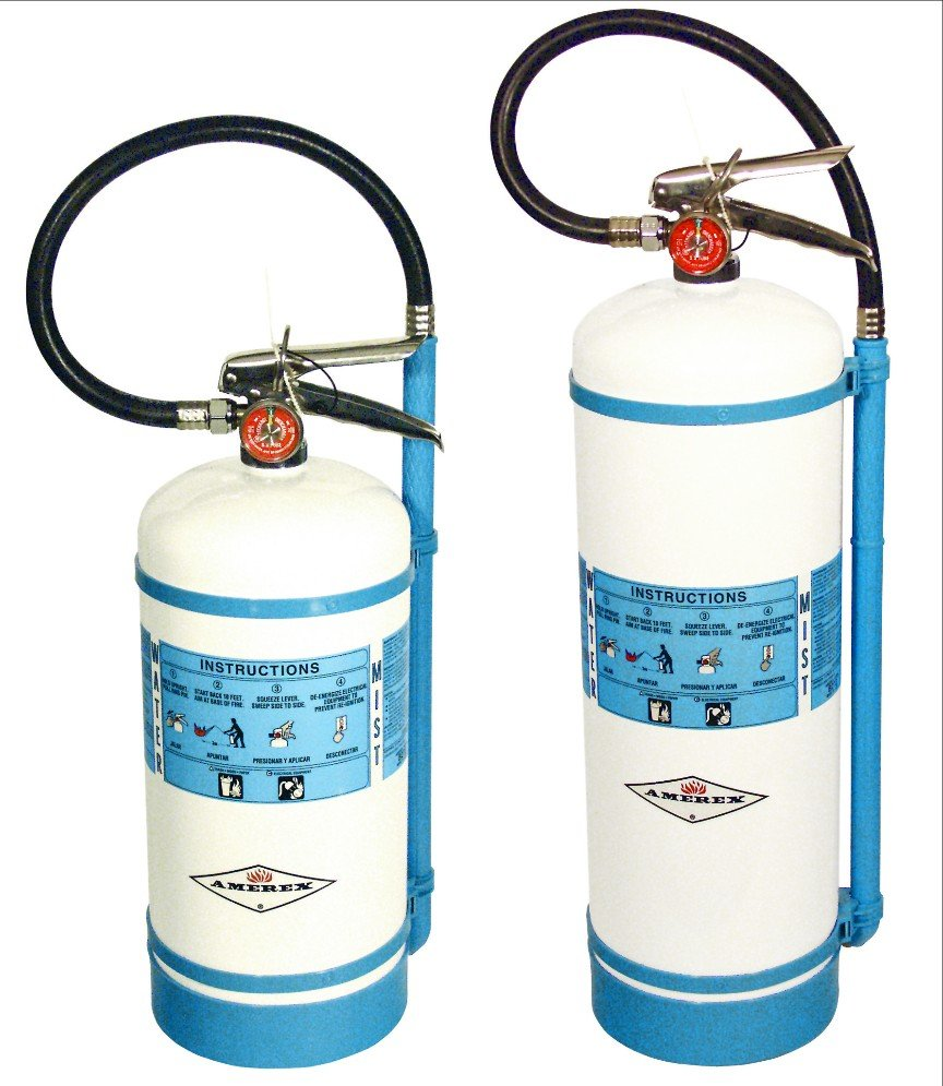 Fire extinguisher standards