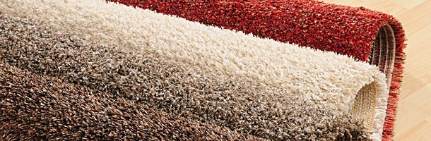 Different colors area rugs