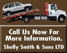 Automobile Transport - Mansfield, OH - Shelly Smith & Sons LTD