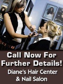 Make-up Salon - Christiansburg, VA - Diane's Hair Center & Nail Salon