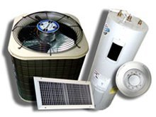 heating service - Bay City, MI - Chartier & Sons Plumbing & Heating Inc - heater and air conditioning