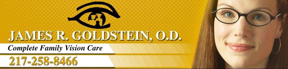 Optometrist - Mattoon, IL - James R. Goldstein, O.D.