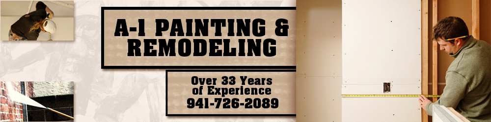 Contractor North Port, FL - A-1 Painting And Remodeling