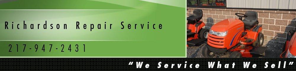 Repair Service - Elkhart, IL - Richardson Repair Service