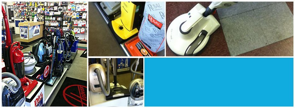 Vacuum sales and service at  Avalon Vacuum & Janitorial Supply Company