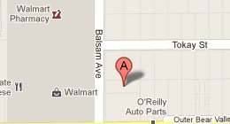 Bj's Health Foods 12125 Balsam Rd Victorville, CA 92395