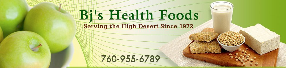 Nutritional Products - Victorville, CA - Bj's Health Foods