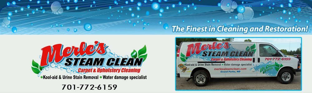 Carpet Cleaning - Grand Forks, ND - Merle's Steam Clean