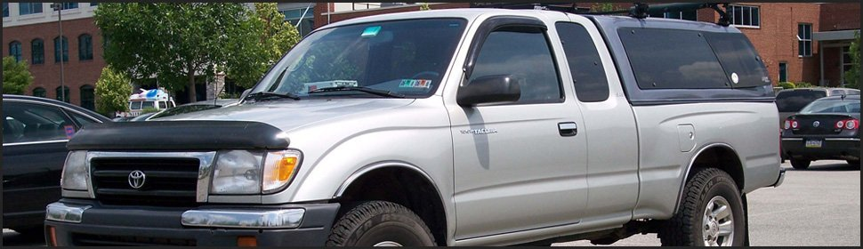 Truck Accessories | Idaho Falls, ID | CAG Auto Glass - Repair & Replacement  | 208-524-2040
