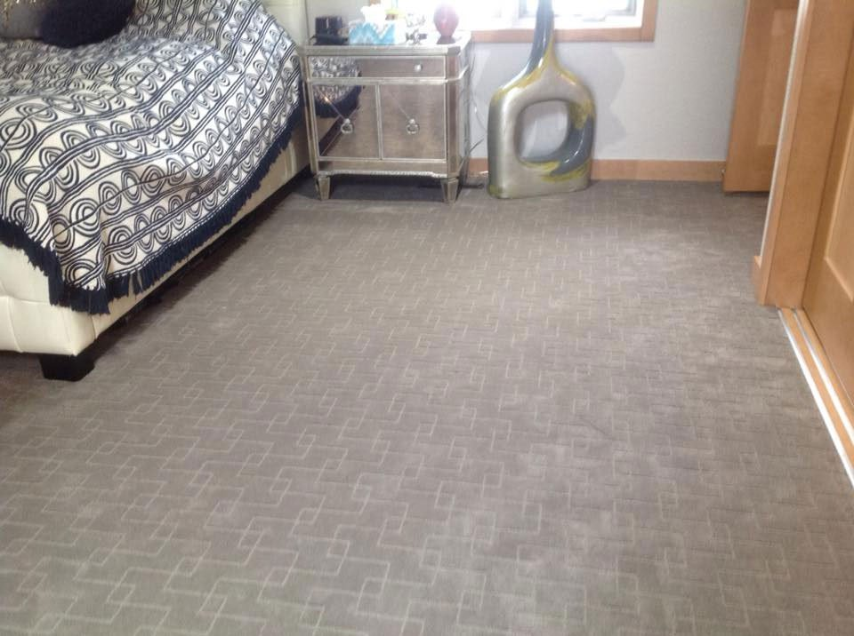 Carpet floorin