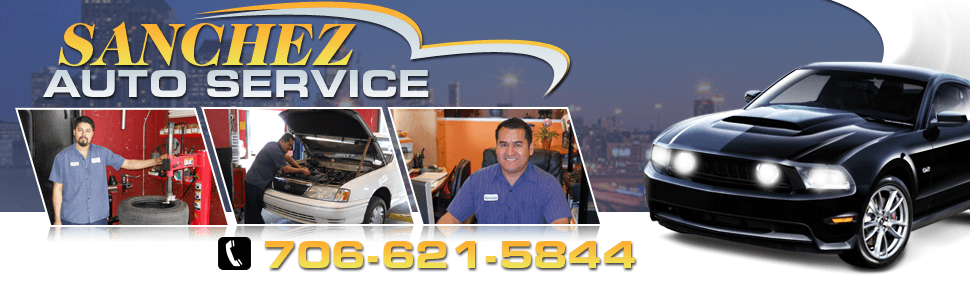 Automotive Service Center - Sanchez Auto Service - Athens, GA