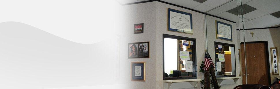 East Loop Chiropractic Center office