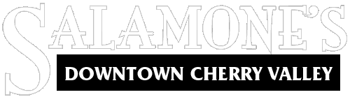 Salamone's  Downtown Cherry Valley - Logo