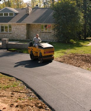 parking lot | Flint, MI | Countywide Asphalt Paving | 810-744-2879