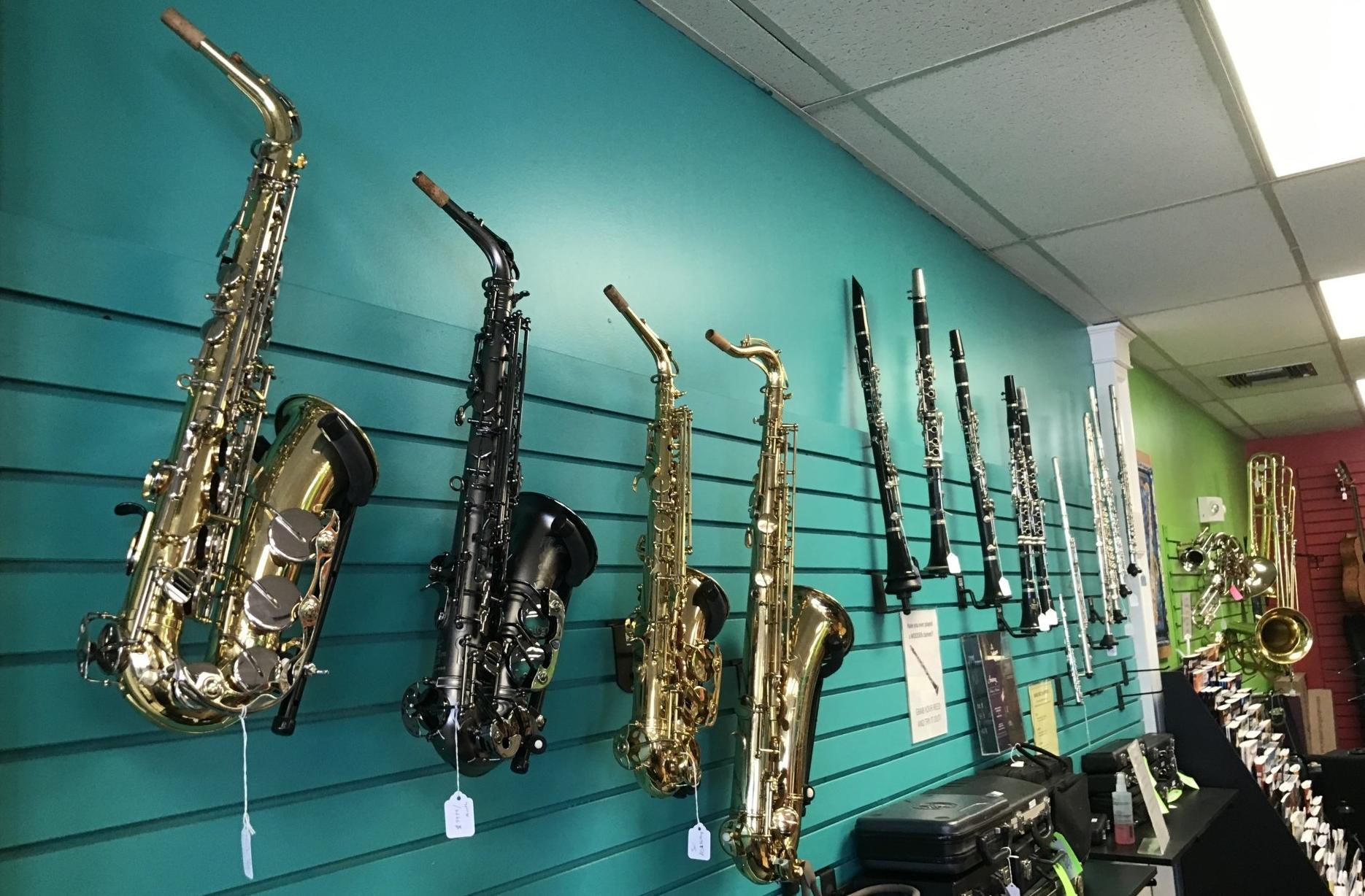 Music Scene | Music Store | Piano Lessons | Guitar Lessons Andover, KS