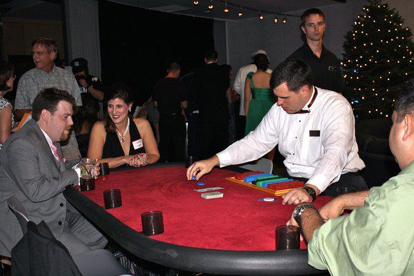 Vegas hosted parties