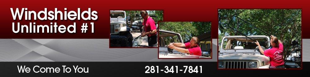 Windshield Repair - Rosenberg, TX - Windshields Unlimited #1